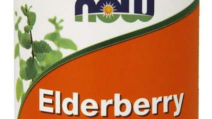 Elderberry 500 mg - 60 Veg Capsules