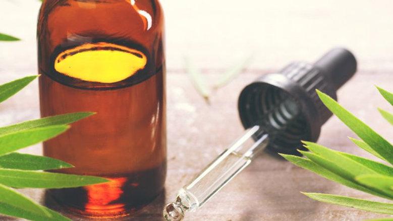 100% Pure & Natural Tea Tree Oil