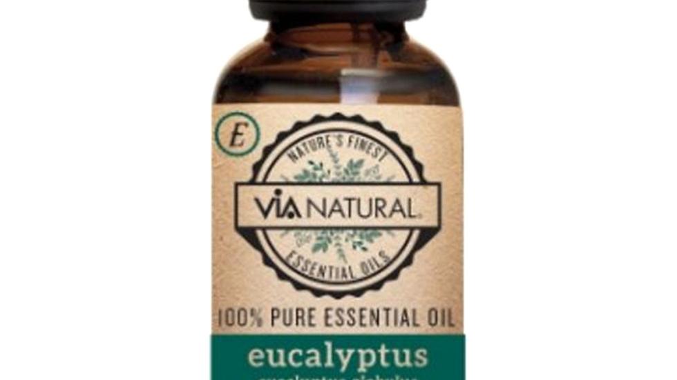 100% Pure Eucalyptus Oil