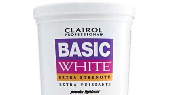 Basic White Powder Lightener 16 oz
