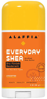 EveryDay Shea Deodorant - Unscented
