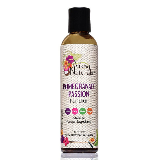 Pomegranate Passion Hair Elixir