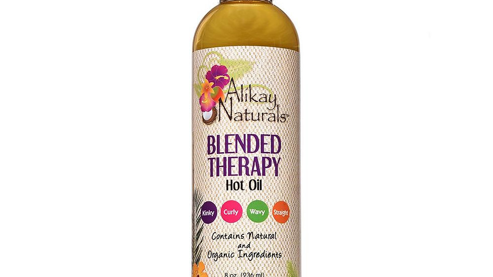 Blended Therapy Hot Oil Treatment