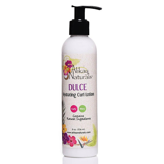 Dulce Hydrating Curl Lotion 8 oz