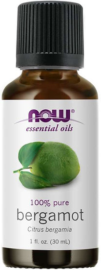 100% Pure & Natural Bergamot Oil