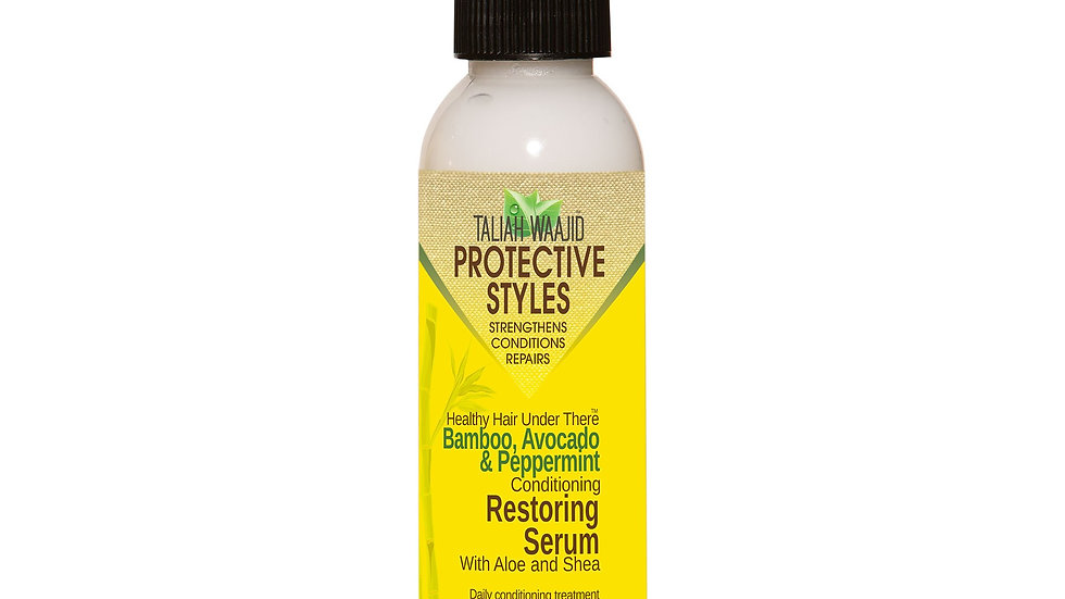 Bamboo, Avocado And Peppermint Conditioning & Restoring Serum