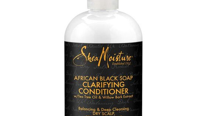 African Black Soap Clarifying Conditioner
