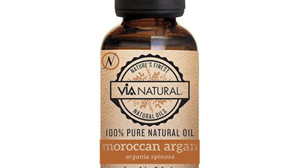 100% Pure Moroccan Argan Oil