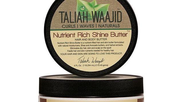 Nutrient Rich Shine Butter