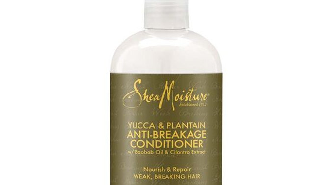 Yucca & Plantain Anti-Breakage Strengthening Conditioner