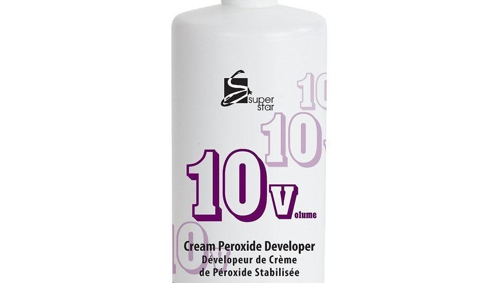 Super Star Creme Developer 32 oz