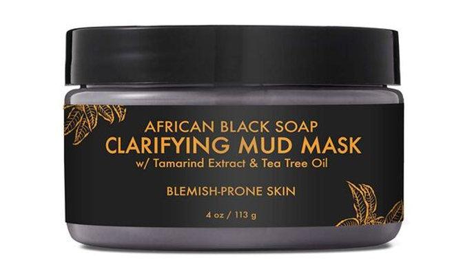 African Black Soap Problem Skin Mask