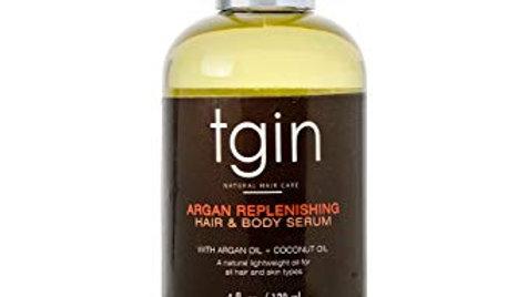 Argan Replenishing Hair & Body Serum 4 oz.
