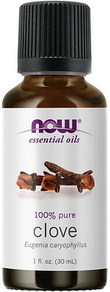 100% Pure & Natural Clove Oil