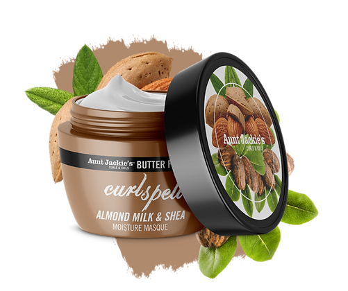 Curl Spell - Almond Milk and Shea Butter Moisture Masque