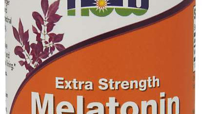 Melatonin - Extra Strength 10 mg Veg Capsules