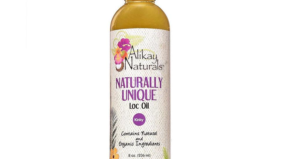 Naturally Unique Loc Oil