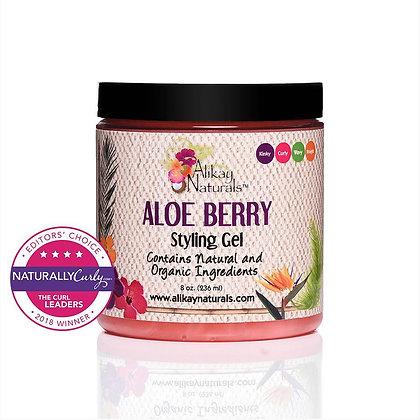 Aloe Berry Styling Gel 8oz