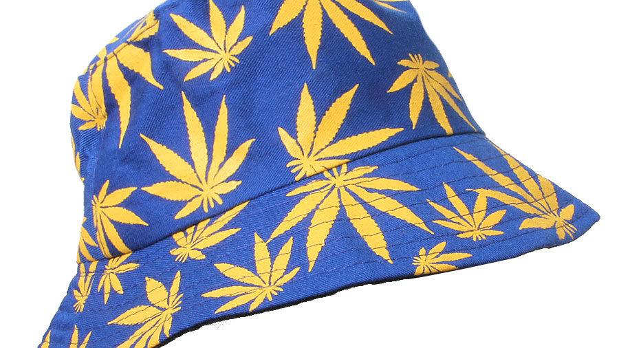 Blue Bucket Fashion Hat