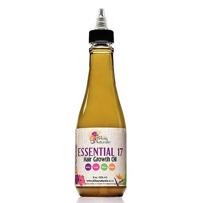 Essential 17 Hair Growth Oil 8oz