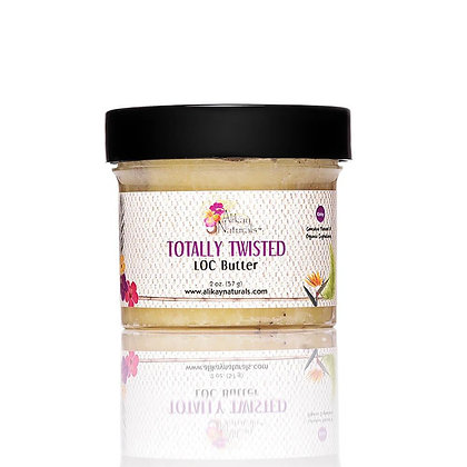 Totally Twisted Loc Butter 8oz