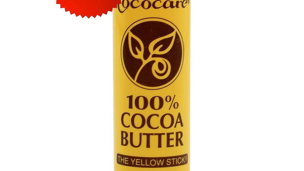 100% Cocoa Butter Stick 1 oz.