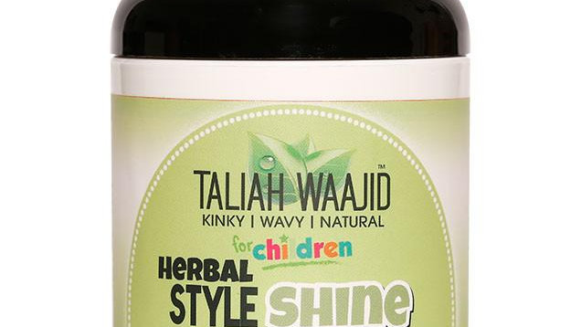 Herbal Style & Shine For Natural Hair