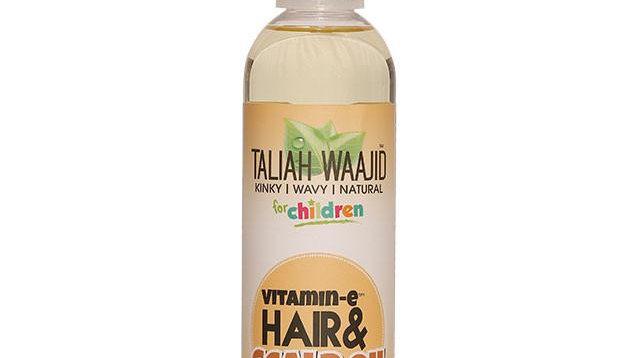 Hair & Scalp Oil With Vitamin-E
