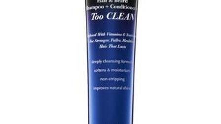 Head Honcho Hair & Beard Shampoo + Conditioner = Too CLEAN