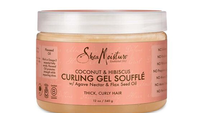 Coconut & Hibiscus Curling Gel Soufflé