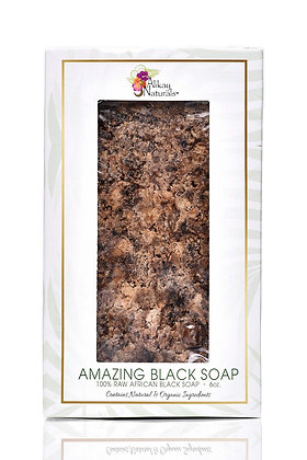 Amazing Black Soap Bar - REAL