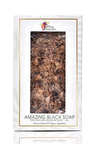 Amazing Black Soap Bar - REAL