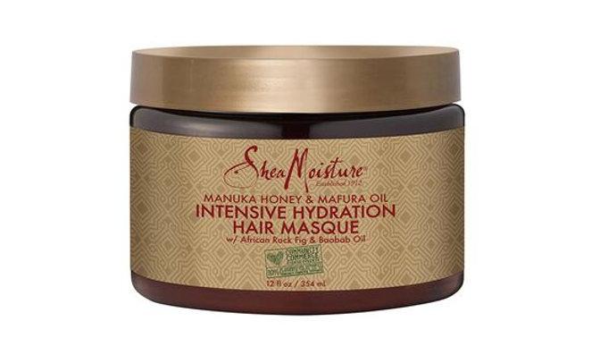 Manuka Honey & Mafara Oil Intensive Hydration Masque