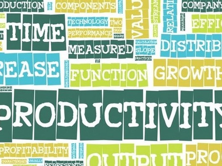 Want to be more productive, work less