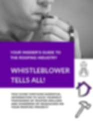 Whistleblower - Insider's Guide to the R