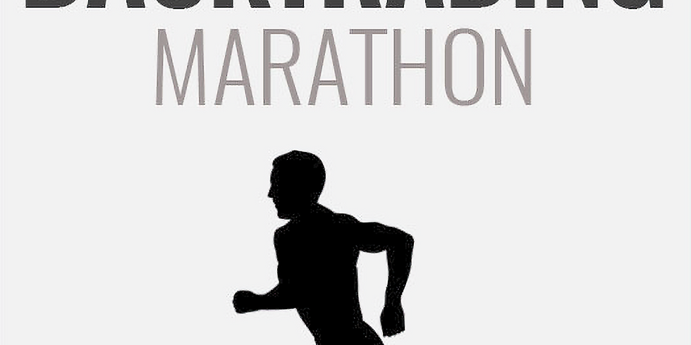 Backtrading Marathon LIVE