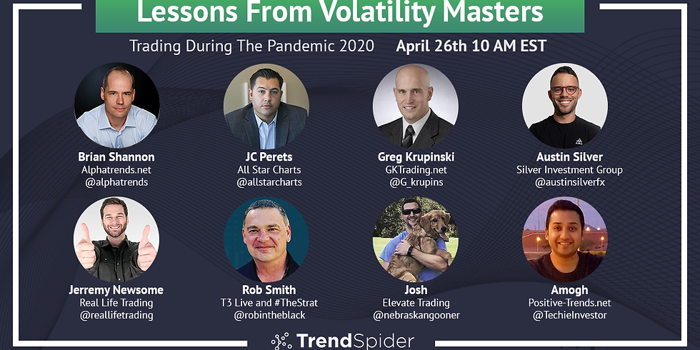 Trend Spider: Lessons from Volatility Masters
