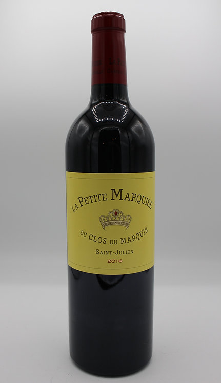 La Petite Marquise - 2016