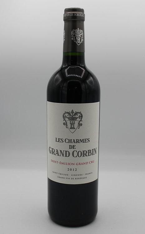Les charmes de Grand Corbin - 2012