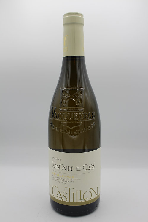 Castillon Blanc - 2015