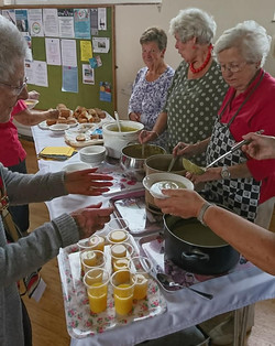 Penwith Harvest Lunch