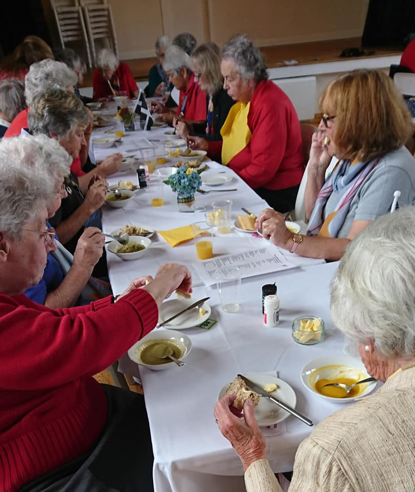 Penwith Harvest Lunch 2