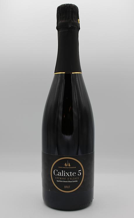 Crémant Calixte Cuvée 5