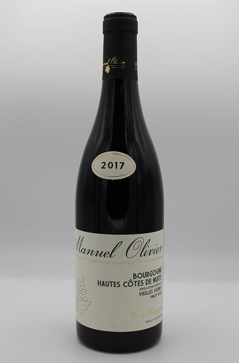 Vieilles Vignes - 2017/2018