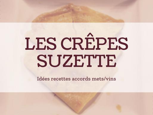Les Crêpes Suzette