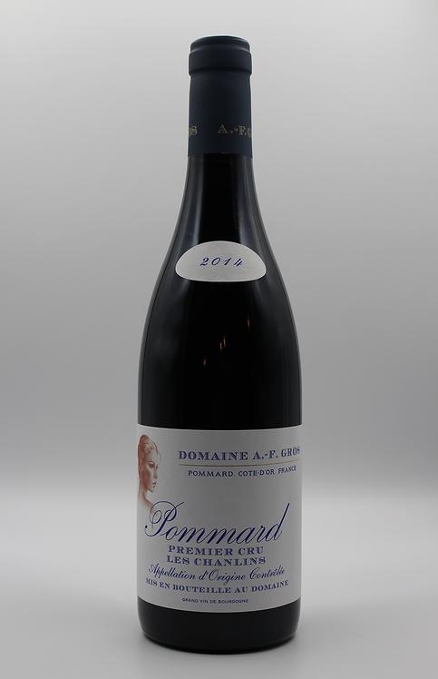Pommard 1er cru « Les Chanlins » - 2014