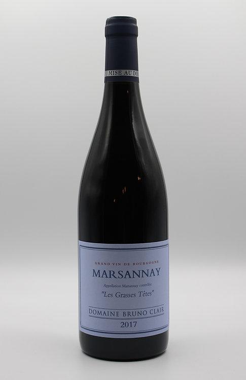 "Marsannay ""Les Grasses Têtes"" - 2017"