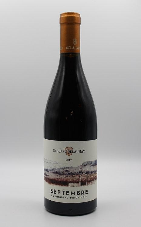 """""""Septembre"""" Bourgogne Pinot Noir - 2017"""