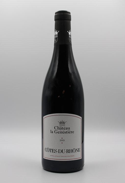 Côtes du Rhône Rouge - 2019