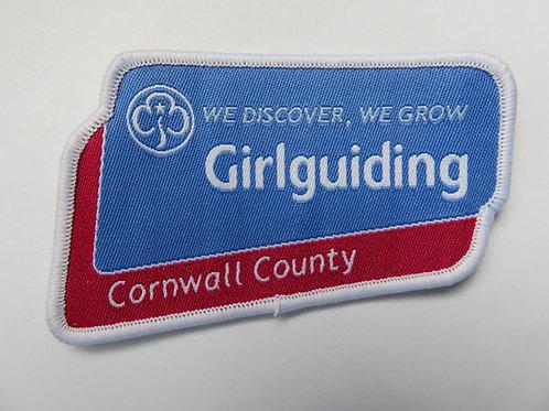 Cornwall County Left Flash